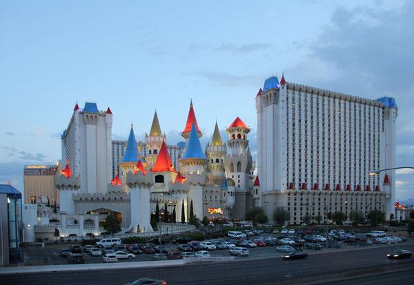 Foto: Hotel Excalibur, Las Vegas