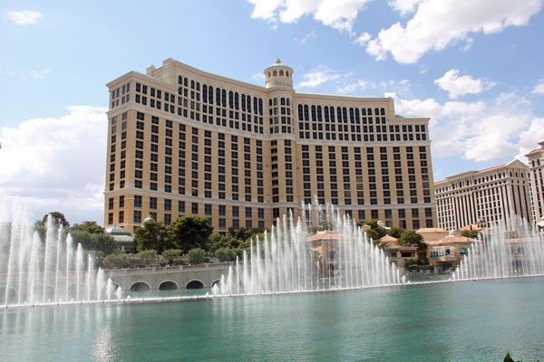 Foto: Hotel Bellagio, Las Vegas