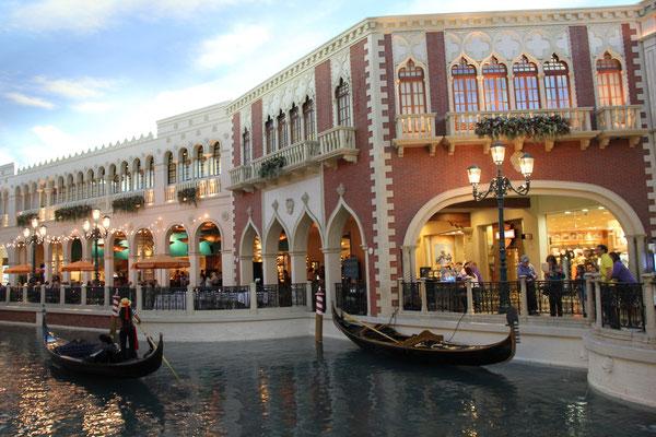 Foto: Hotel Venetian, Las Vegas