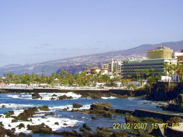 Puerto de la Cruz San Telmo