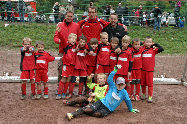 F2 Jugend TUS Germania Hersel  Saison 2013/2014