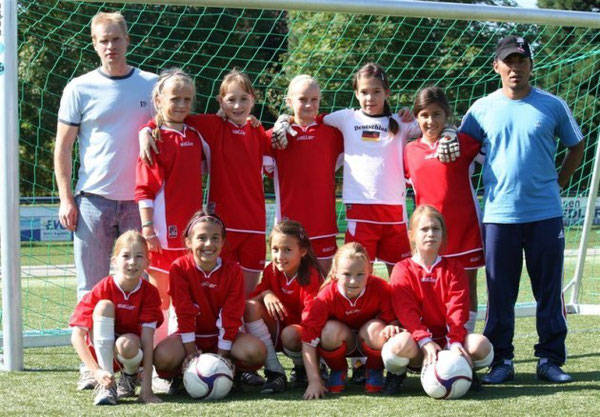 E - Jugend Mädchen - September 2012