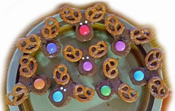 Süßes aus der WeihnachtsBäckerei mit Juli