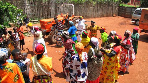 Cooperativa delle Donne di Rugari - 2011