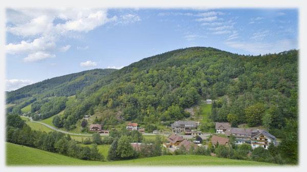 Oberprechtal - Ortsteil Wittenbach