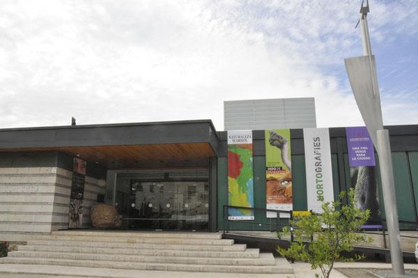 Edifico Museo Ciencias Naturales