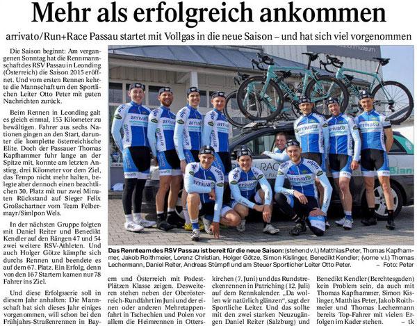 Quelle: Passauer Neue Presse 26.03.2015