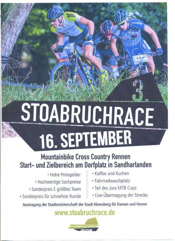 06.08.2018 - Die Veranstaltung findet am 16.September 2018 statt !