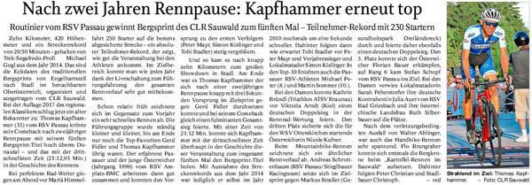 Quelle: Passauer Neue Presse 22.08.2017