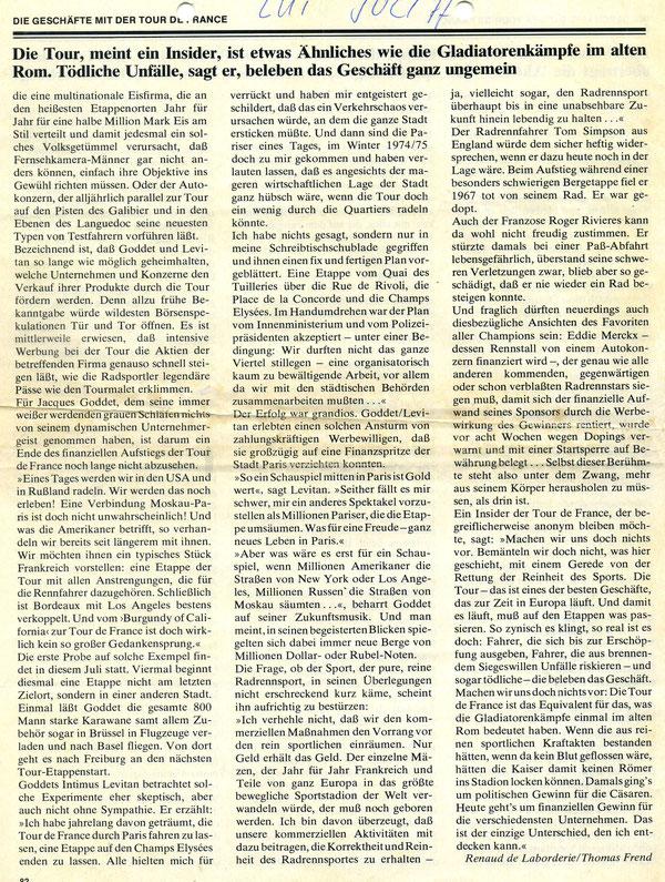 """Quelle: Magazin """"LUI"""" Juli 1977"""