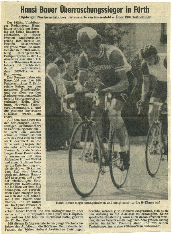 Quelle: Landshuter Zeitung 13.04.1982