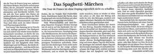 Quelle: Süddeutsche Zeitung-Titelseite- 06.07.2015