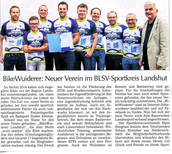 Quelle: Landshuter Zeitung 01.07.2015