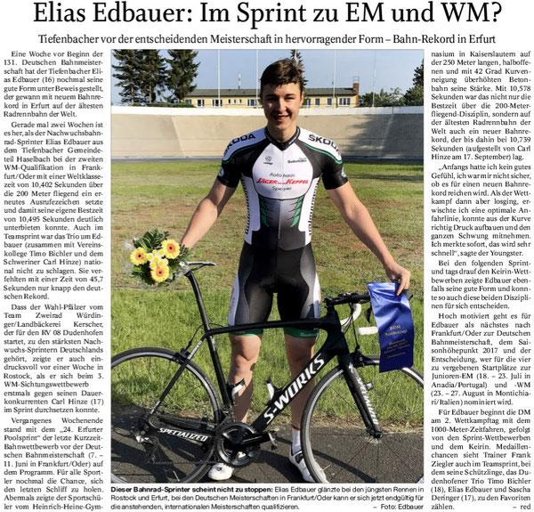 Quelle: Passauer Neue Presse 01.06.2017