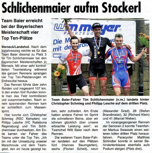 Quelle: Landshuter Wochenblatt 06.05.2015