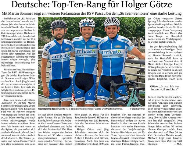Quelle: Passauer Neue Presse 16.07.2018