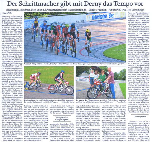 Quelle: Osterhofener Zeitung KW 23