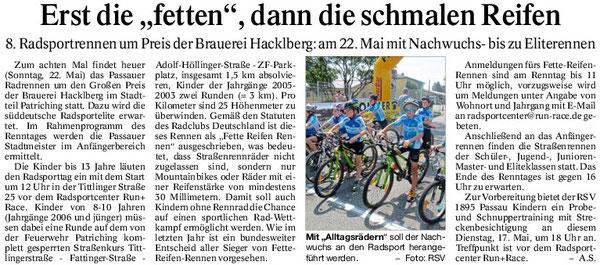 Quelle: Passauer Neue Presse 13.05.2016
