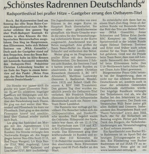 Quelle: Landshuter Zeitung 13.06.2017