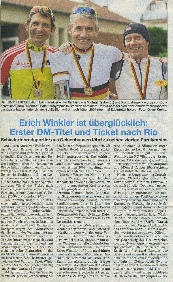 Quelle: Landshuter Zeitung 31.05.2016