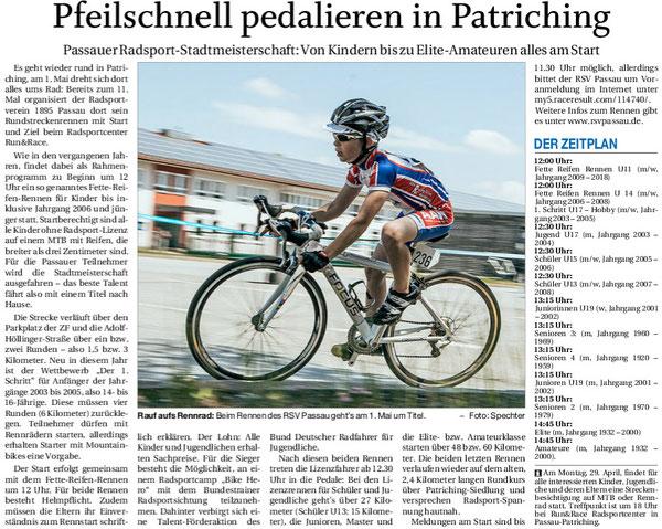 Quelle: Passauer Neue Presse 27.04.2019