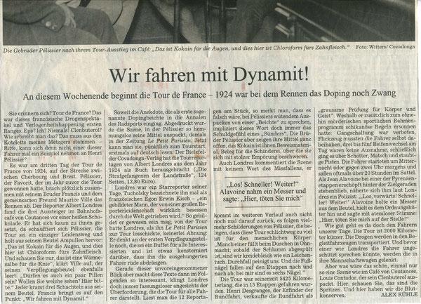Quelle: Süddeutsche Zeitung 01.07.2011