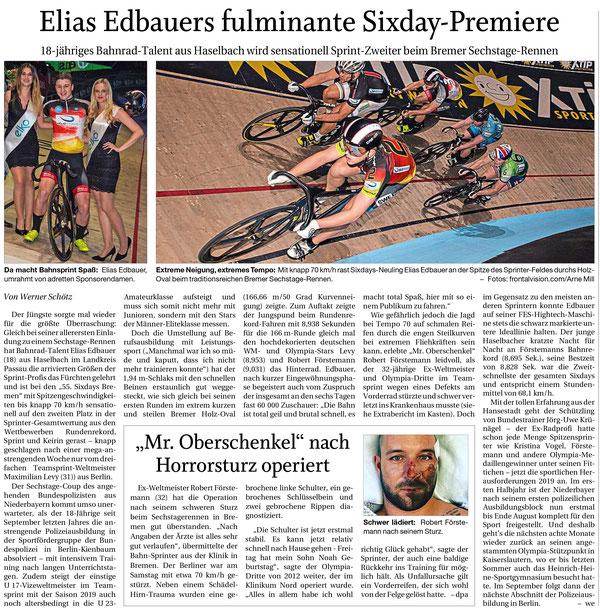 Quelle: Passauer Neue Presse 18.01.2019