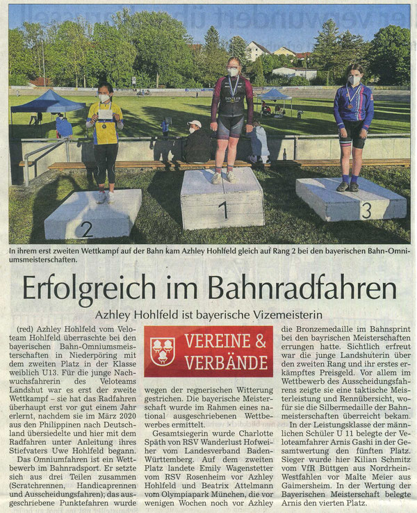 Quelle: Landshuter Zeitung 01.06.2021