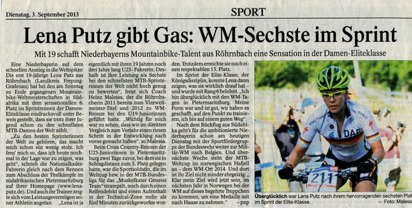 Quelle: Passauer Neue Presse vom 03.09.2013