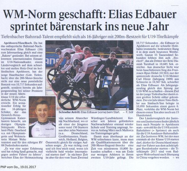 Quelle: Passauer Neue Presse 19.01.2017