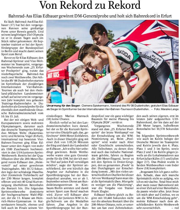 Quelle: Passauer Neue Presse 15.06.2018