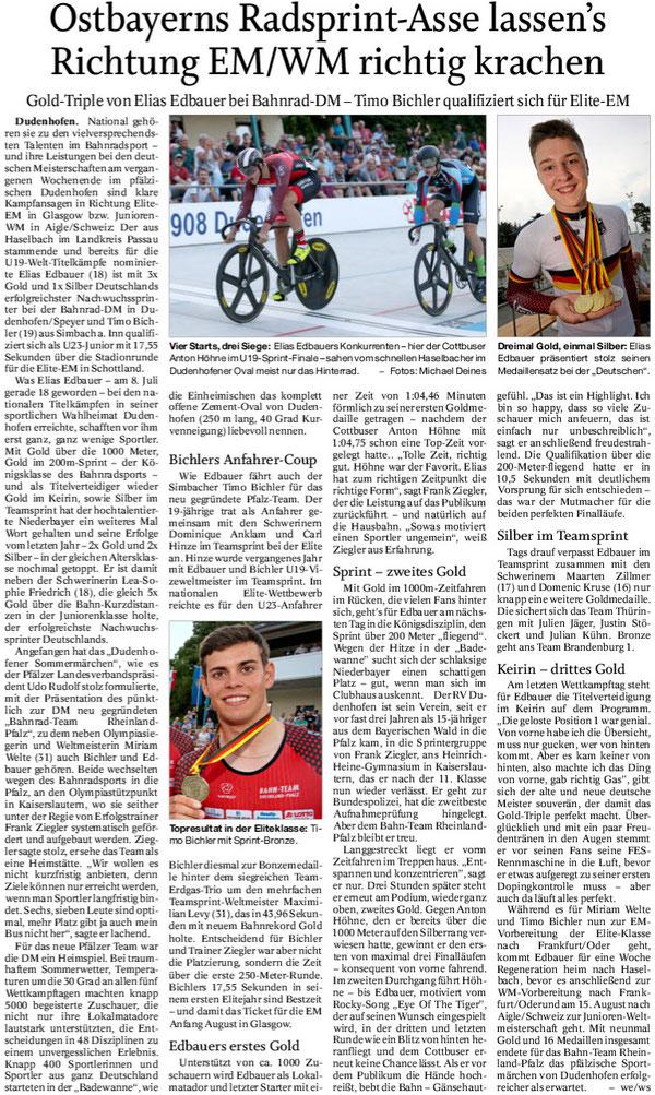 Quelle: Passauer Neue Presse 18.07.2018