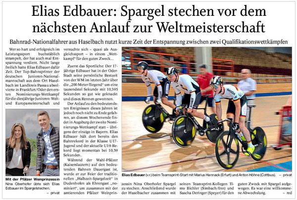 Quelle: Passauer Neue Presse 24.05.2018