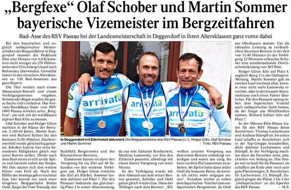 Quelle: Passauer Neue Presse 11.08.2016