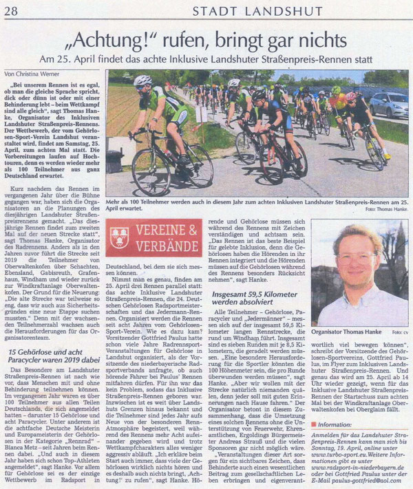 Quelle: Landshuter Zeitung 06.03.2020