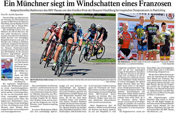 Quelle: Passauer Neue Presse 25.05.2016