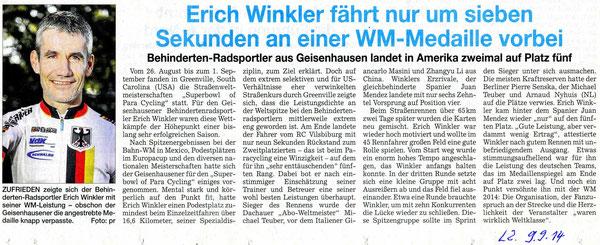 Quelle: Landshuter Zeitung 09.09.2014