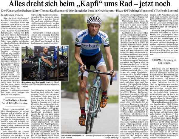 Quelle: Passauer Neue Presse 28.05.2015