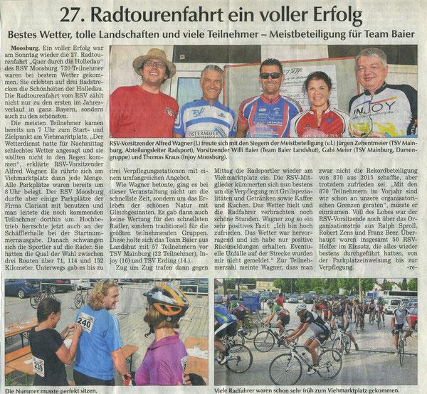 Quelle:: Moosburger Zeitung 30.05.2016