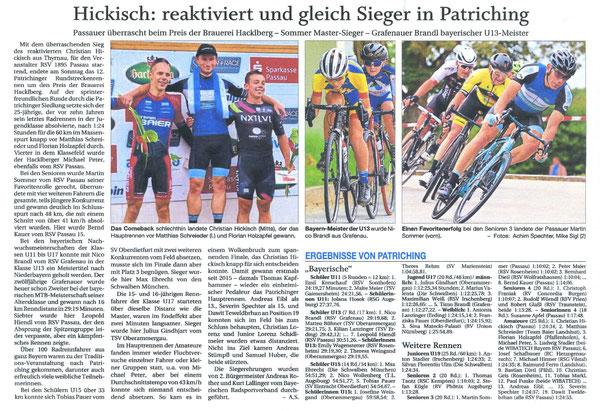 Quelle: Passauer Neue Presse 31.08.2021
