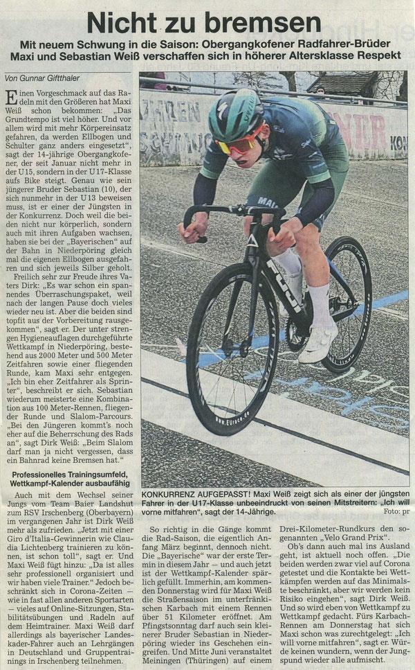 Quelle: Landshuter Zeitung 12.05.2021