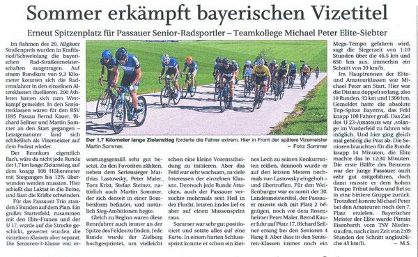 Passauer Neue Presse 30.09.2021