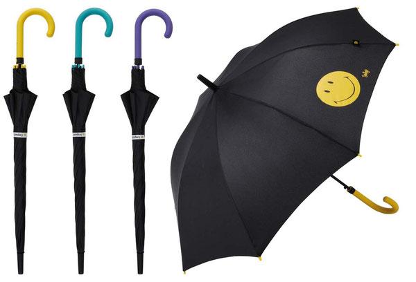 21122 Paraplu Smiley lang