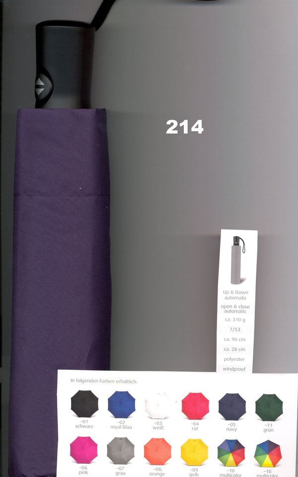 214 up & down monture  alu + fibre de verre