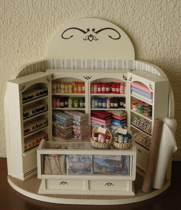 Especial merceria sophia miniatures tienda on line de - Como hacer casas en miniatura ...