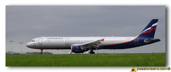Airbus A321 Aeroflot