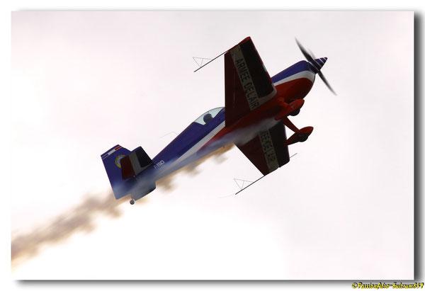 Hommage à Renaud Ecalle - EVAA  Extra 330