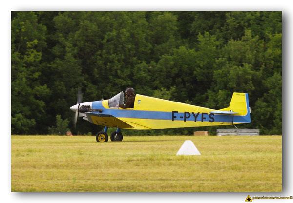 Jodel D-92 (F-PYFS)
