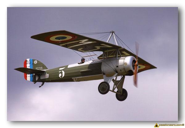 Morane Saulnier MS 138