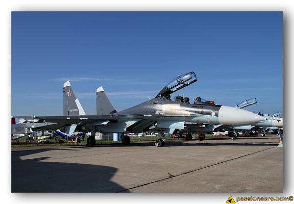 Sukhoï SU-30SM